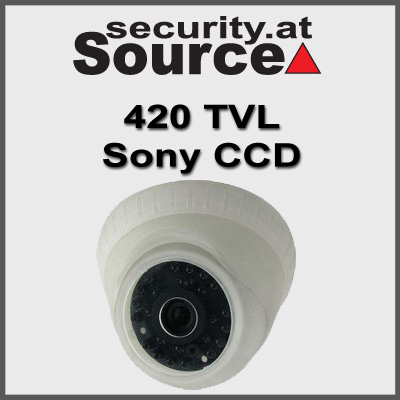 AV Tech KPC133ZADP IR Day-/Night Colour Camera  420 TVL