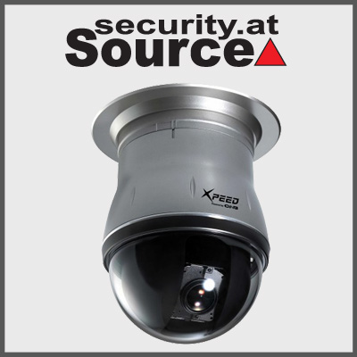 CNB S1765P 27x Zoom PTZ Dome Camera