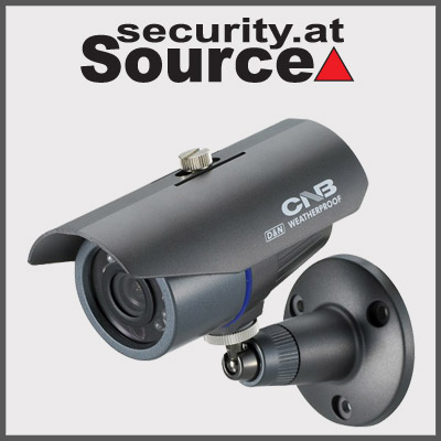 CNB WBL-21S 600TVL IR-Camera IP66