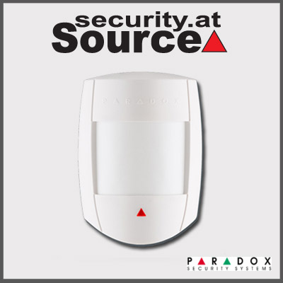 Paradox DIGIGUARD DG55. 2-Element digital Bewegungsmelder.