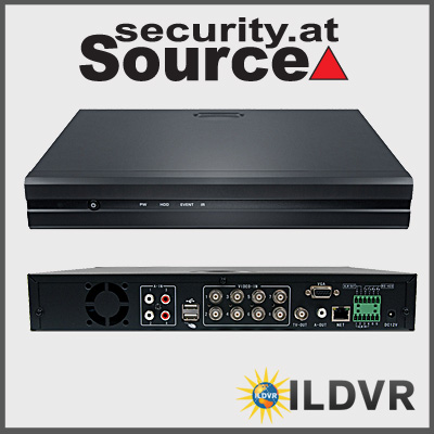 Professional DVR