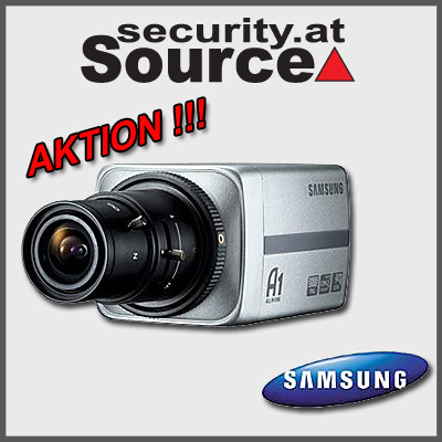 Samsung SCC-B2031P WDR Day/Night colour Camera 600 TVL